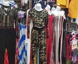 Army long tops And pants set